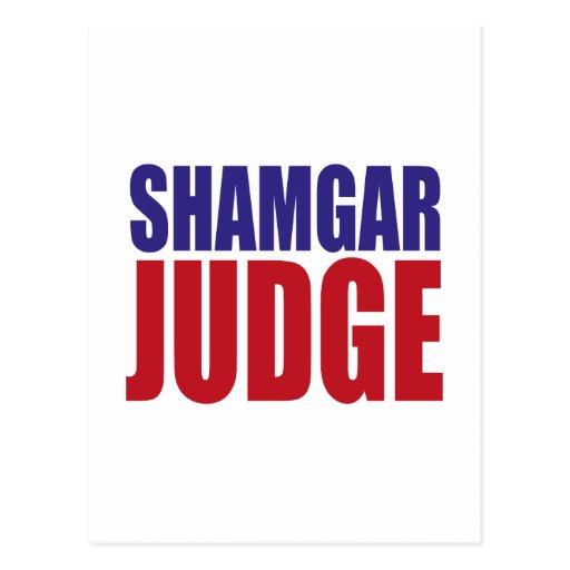 Shamgar Judge Postcards