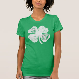 Shamrock 3/17 Irish T Shirt