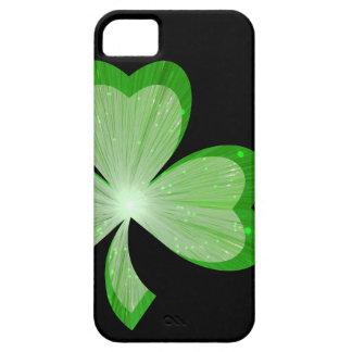 Shamrock Black Side iPhone 5 case