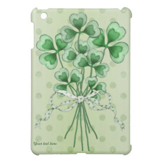 Shamrock Bouquet iPad Mini Cover