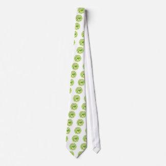 Shamrock Bouquet Neko Tie