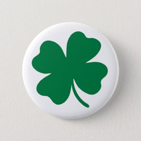 Shamrock Button