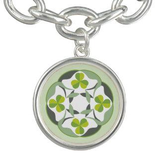 Shamrock Celtic Knot Inspired St. Patrick's Day