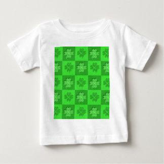 Shamrock Clovers Baby T-Shirt