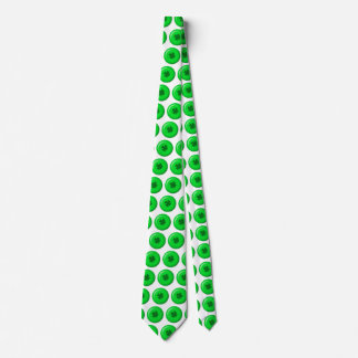 Shamrock Dots Tie