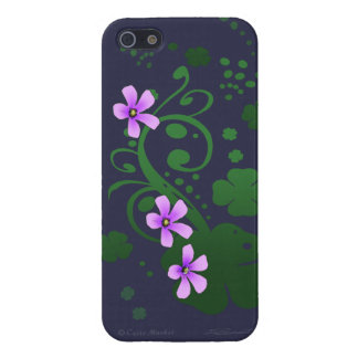 Shamrock Flowers iPhone5 Case Case For iPhone 5