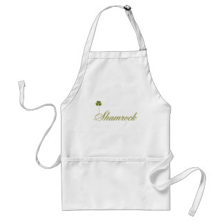 Shamrock - for Saint Patrick's Day Standard Apron