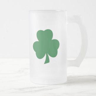 Shamrock Frosty Mug