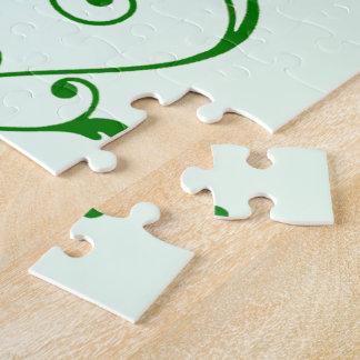 Shamrock Garland Puzzles