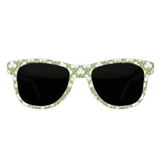 Shamrock Green Sunglasses