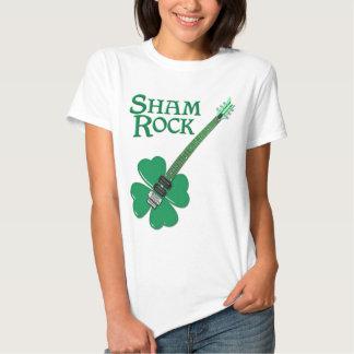 Shamrock Guitar T-Shirt