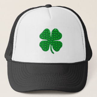 Shamrock Images Trucker Hat