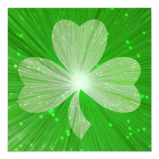 Shamrock Invitation