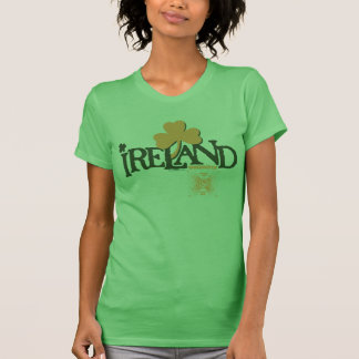 Shamrock Ireland Quidditch T-Shirt