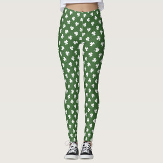 Shamrock Leggings - Great for St. Patty's
