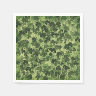 Shamrock Meadow 1 Disposable Napkin