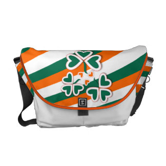 Shamrock & More Courier Bags