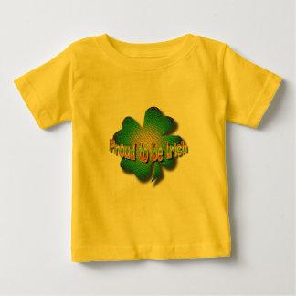 Shamrock Of Irish Pride Tshirts
