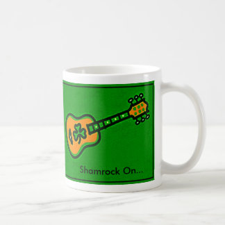 Shamrock On Products Coffee Mug