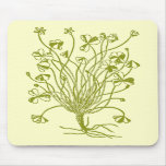 Shamrock Plant Mouse Pads