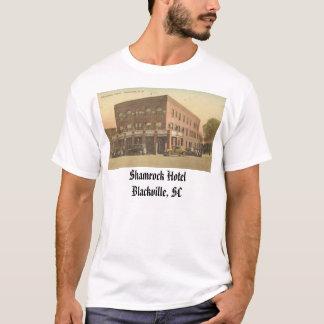 Shamrock, Shamrock Hotel Blackville, SC T-Shirt