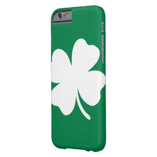 Shamrock St Patricks Day Ireland Barely There iPhone 6 Case
