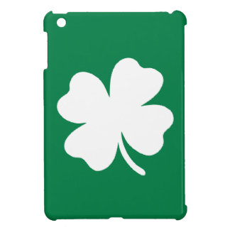 Shamrock  St Patricks Day Ireland iPad Mini Case