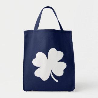 Shamrock  St Patricks Day Ireland Tote Bag
