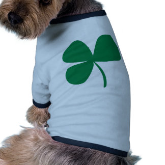 Shamrock - St. Patrick's day Pet Tee Shirt