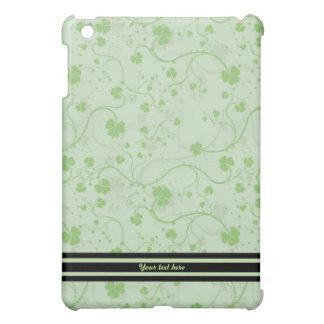 Shamrock Tracery iPad Mini Covers