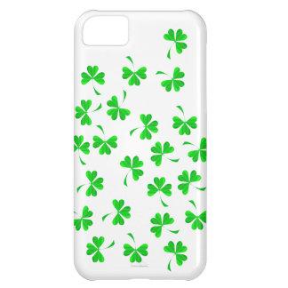 Shamrocks iPhone 5C Cases