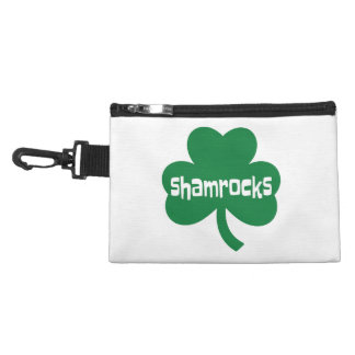 Shamrocks Clip On Accessory Golf Bag
