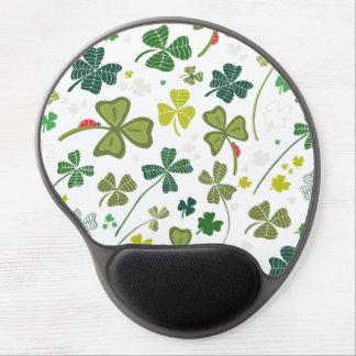 Shamrocks Gel Mouse Pads