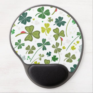 Shamrocks Gel Mouse Pad