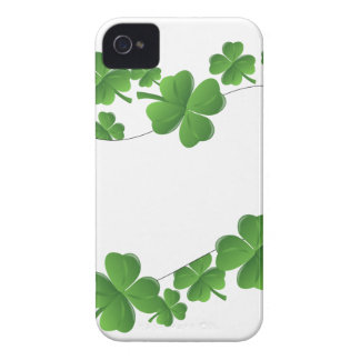 Shamrocks iPhone 4 Case-Mate Case
