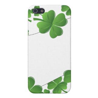 Shamrocks iPhone 5/5S Case