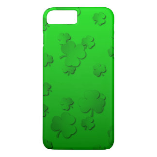 Shamrocks iPhone 7 Plus Case