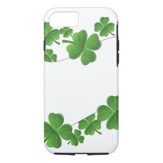 Shamrocks iPhone 8/7 Case