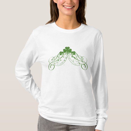 Shamrocks Long Sleeve T-shirt