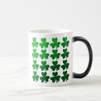 Shamrocks Magic Mug