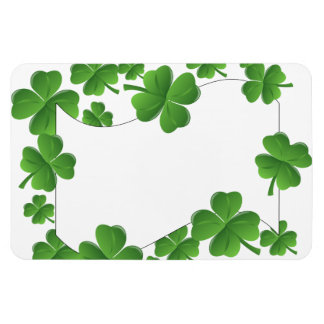Shamrocks Magnet