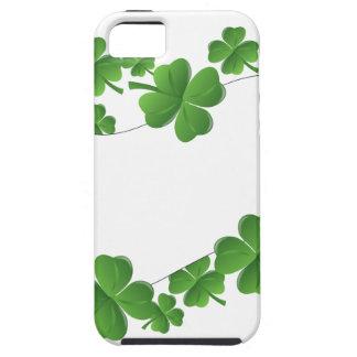 Shamrocks Tough iPhone 5 Case