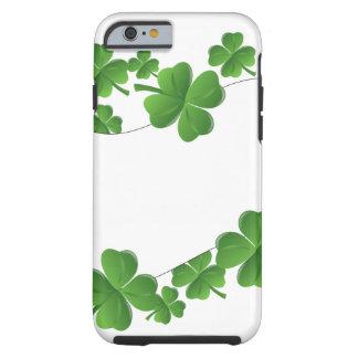 Shamrocks Tough iPhone 6 Case
