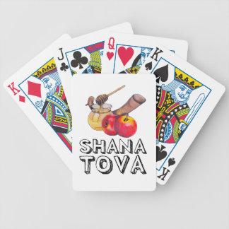 Shana Tova Rosh Hashanah Baraja De Cartas