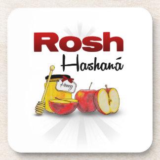 Shana Tova Rosh Hashanah Posavasos De Bebida