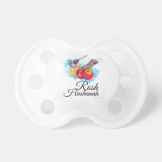 Shana Tufa/Rosh Hashanah Baby Pacifier