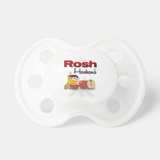 Shana Tufa/Rosh Hashanah Baby Pacifiers