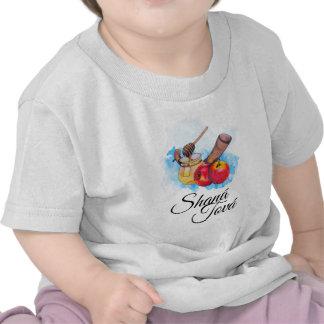 Shana Tufa Rosh Hashanah Shirts