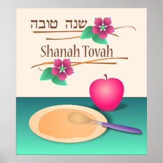 Shanah Tovah Poster