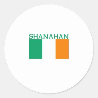 Shanahan Sticker